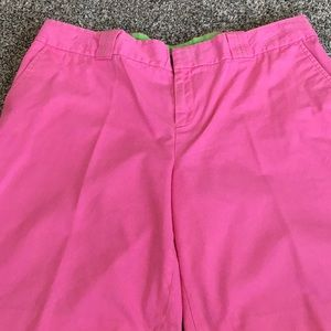Lilly pink shorts